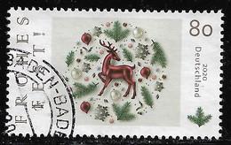 2020  Frohes Fest  (Weihnachten) - Usados