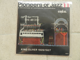 Vinyle 45 T  PIONEERS OF JAZZ 11 - Disco, Pop