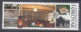 ++Faroe Islands 2012. Old Drug Store. AFA 760. Michel 763. MNH(**) - Faroe Islands
