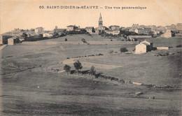 ¤¤   -   SAINT-DIDIER-la-SEAUVE   -  Une Vue Panoramique        -  ¤¤ - Altri Comuni