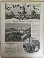 Über Land Und Meer 1893 Band 70 Nr 37. Capri Italien Italia Neapel Napoli. Orleans Wien - Non Classificati
