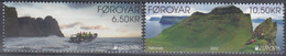 ++Faroe Islands 2012. EUROPA. AFA 745-46. Michel 753-54. MNH(**) - Faroe Islands