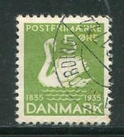 DANEMARK- Y&T N°229- Oblitéré - Usado