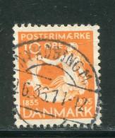 DANEMARK- Y&T N°231- Oblitéré - Usado