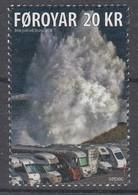 ++Faroe Islands 2018. SEPAC. AFA 912. Michel 922. MNH(**) - Faroe Islands