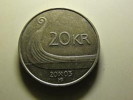 Norway 20 Kroner 2003 - Norwegen