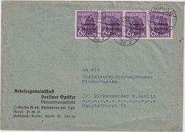 Germany, Soviet Zone, Berlin 1948 - Zonder Classificatie