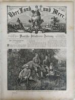 Über Land Und Meer 1893, Band 70, Nr 33. Ferdinand Österreich Habsburg Bulgaria - Non Classificati
