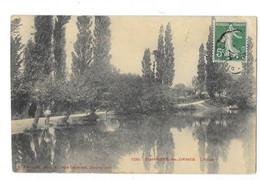 Simandré-les-Ormes - L'Etang - édit. B. Ferrand 7230 + Verso - Altri Comuni