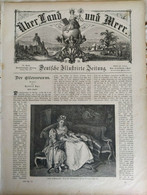 Über Land Und Meer 1893, Band 70, Nr 29. Danzig Gdansk Gdańsk. München Barcelona - Non Classificati