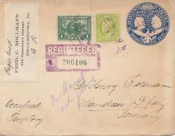 USA 1920: Registered Philadelphia To Landau/Germany - Non Classificati