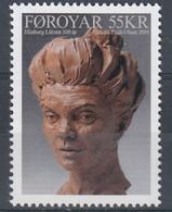 ++Faroe Islands 2019. E. Lützen. AFA 950. Michel 962. MNH(**) - Faroe Islands
