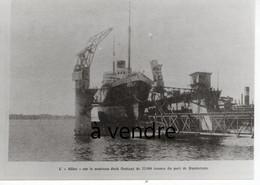 """Allier ,   """"Caraibe"""" à Dunkerque - Cargos"""