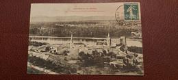 Ancienne Carte Postale - Chateaubourg - Les Bords Du Rhône - Panorama De Chateaubourg - Sonstige Gemeinden