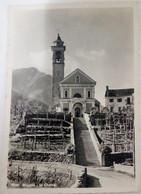 SVIZZERA - TI - TESSIN - VALLEMAGGIA - MAGGIA - LA CHIESA DI S.MAURIZIO - 1954 - TI Ticino