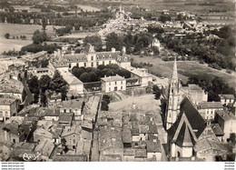 D33  CADILLAC- SUR- GARONNE  Vue Aerienne- Chateau Des Ducs D' Epernon   ...... - Cadillac