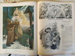 DAS BUCH Für ALLE 1897 Nr. 11 Farbige Gravur. Colored Engraving. Dalmatien Staatslotterie Staatsloterij - Non Classificati