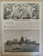 DAS BUCH Für ALLE 1897 Nr 12 Budapest South Australia Süd Australien Berlin - Non Classificati