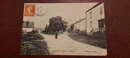 Ancienne Carte Postale - Sancey - L'eglise - Other Municipalities