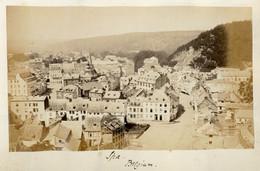 Albumen Photo - Spa BELGIUM (18.5 X 11cm) - Anciennes (Av. 1900)