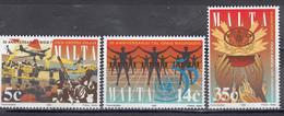 Malta 1995 - Anniversaries, Mi-Nr. 956/58, MNH** - Malta