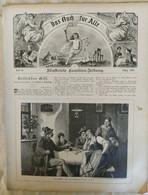 DAS BUCH Für ALLE 1897 Nr 14 Einbringen Der Standarte. Franz Schubert. Berlin - Non Classificati