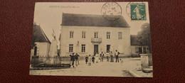 Ancienne Carte Postale - Renéve - Mairie - Sonstige Gemeinden