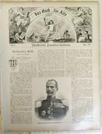 DAS BUCH Für ALLE 1897 Nr 15 Alpen Ramadan Algerien Algérie Algeria London - Non Classificati