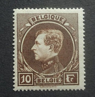 BELGIE  1929  Grote Montenez    Nr. 289    Postfris **     CW 65,00 - 1929-1941 Gran Montenez