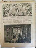 DAS BUCH Für ALLE 1897 Nr 20. Tirol Tyrol Mississippi Gefängnis Saint Lazare - Non Classificati