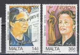 Malta 1996 - EUROPA, Mi-Nr. 983/84, MNH** - Malta
