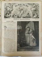 DAS BUCH Für ALLE 1897 Nr. 1 Farbige Gravuren. Colored Engravings. Wiesbanden - Non Classificati