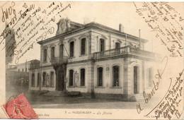 ALGERIE - 3 - HUSSEIN-DEY - La Mairie - L. H. Gelay édit. Hussein- Dey - Phot. Leroux Alger  - - Algiers