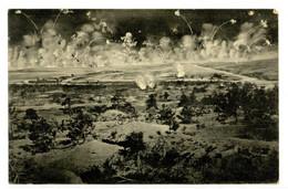 52625918 - Artillerie-Trommelfeuer Und Leuchtgranaten - Guerra 1914-18