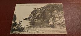 Ancienne Carte Postale - Porquerolles - Calanque De L'oustaou Dé Diou - Porquerolles