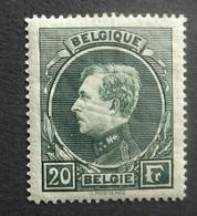 BELGIE  1929  Grote Montenez    Nr. 290 A     Tand. 14    Postfris **       CW 475,00 - 1929-1941 Gran Montenez