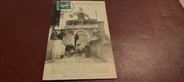 Ancienne Carte Postale - Chazay D'azergues - Porte De La Ville Surmontée Du Baboin - Other Municipalities