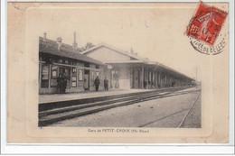 PETIT CROIX : La Gare - Très Bon état - Altri Comuni