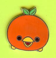 Pin's BD Disney Oiseau Orange Tsum Tsum - 8x03 - Disney