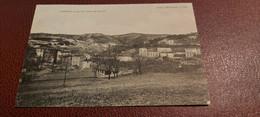 Ancienne Carte Postale - Larnage Et Ses Carriéres De Kaolin - Other Municipalities