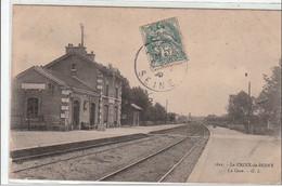 LA CROIX DE BERNY : La Gare - Très Bon état - Otros Municipios