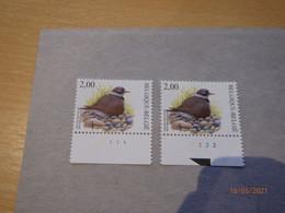A.Buzin 3139 Bontbekplevier Met Plaatnummer 1 En 2  Spotprijs RR - 1985-.. Birds (Buzin)