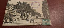 Ancienne Carte Postale  - Dijon - Boulevard Carnot - Dijon