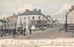 CREIL - Rue Gambetta - Creil