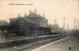 Belgique - Seraing - Jemeppe Sur Meuse - La Station - Seraing