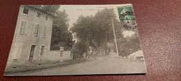 Ancienne Carte Postale - Pont De Veyle - Route De Bour - Other Municipalities