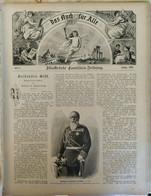 DAS BUCH Für ALLE 1897 Nr. 5 Andorra. Sommertheater In New York - Non Classificati