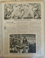 DAS BUCH Für ALLE 1897 Nr. 7 Wien, Sansibar Zanzibar, Konstantinopel, Djibouti - Non Classés