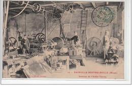 DAINVILLE BERTHELEVILLE : Lintérieur De L'atelier CORROY  - Très Bon état - Otros Municipios