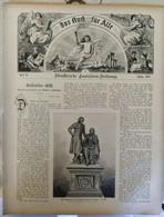 DAS BUCH Für ALLE 1897 Nr. 10 Weinprobe, Leonhardiritt, Montenegro, Bulgarien - Non Classificati
